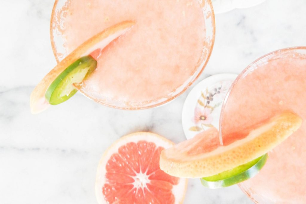 Cucumber Punch Cocktail