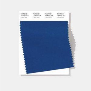 Pantone's Classic Blue
