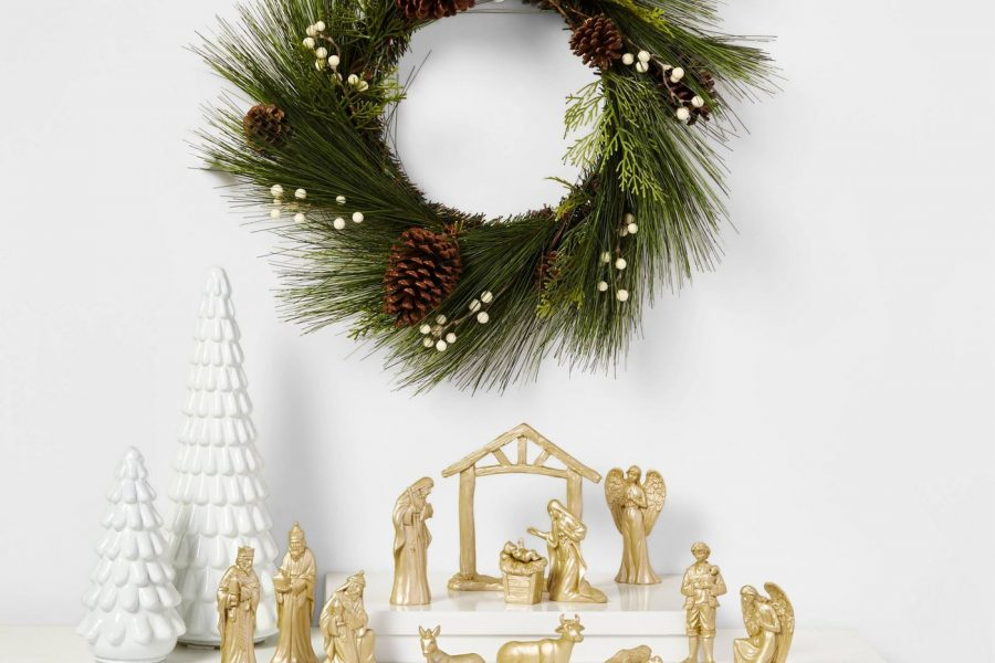 Target Holiday Decor