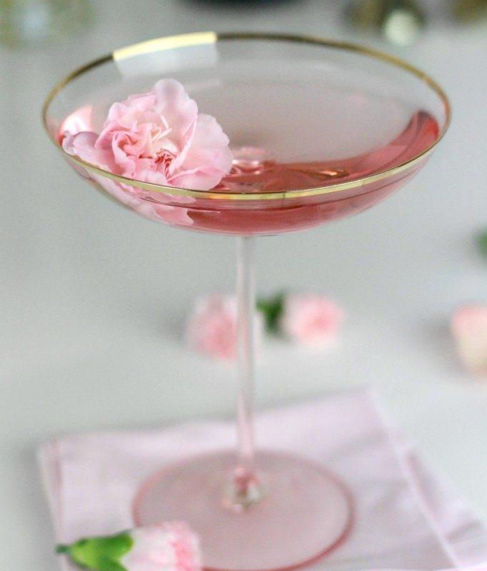 Le cocktail de fleurs épanouies
