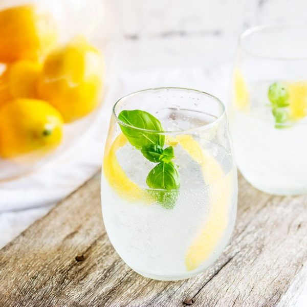 Lemon-and-Basil-Gin-and-Tonic